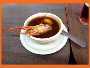エビのスープ-2