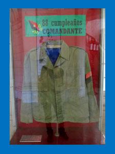 カストロの軍服-5