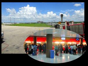 キューバ空港-3