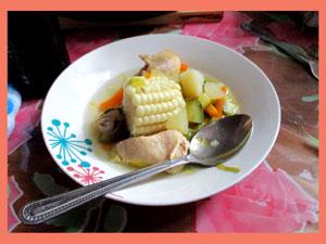野菜スープ-7